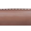 Акриловый сайдинг Красно-коричневый