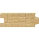 Фасадные панели GL Крупный камень Песочный