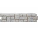 Фасадные панели GL Я-фасад Екатерининский камень Железо