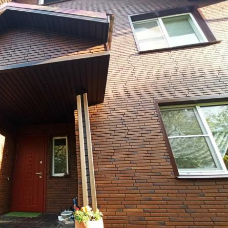 Фасадные панели Docke Клинкерный кирпич KLINKER Калахари