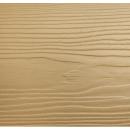 Фиброцементный сайдинг Cedral Золотой песок