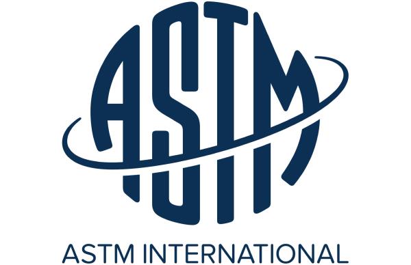 Логотип американского сообщества тестирования материалов