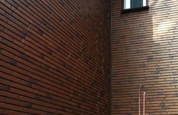 Фасадные панели Docke Klinker в цвете Калахари