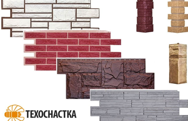Фасадные панели завода Техоснастка