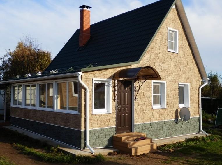 Сайдинг для дома Nordside Северный камень