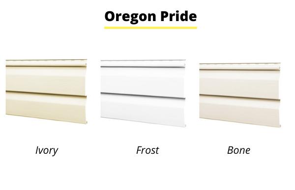 Светлые оттенки серии Oregon Pride