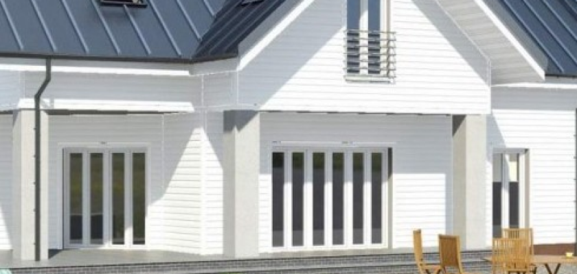 Белый сайдинг для обшивки дома – плюсы и минусы
