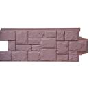 Фасадные панели GL Крупный камень Земля