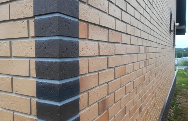 Фасадные панели под кирпич - реалистичная текстура
