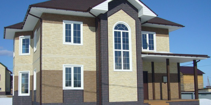 Фасадные панели Docke – обзор материала