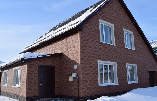 Фасадные панели Кирпич Рижский Альта Профиль